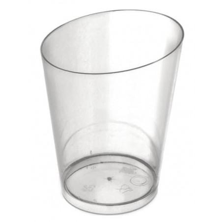 """Fingerfood-Becher """"Maxi Conical"""" Transparent 100 ml (500 Stück)"""