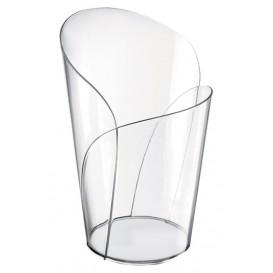 """Plastikbecher """"Blossom"""" Transparent 90ml (300 Stück)"""
