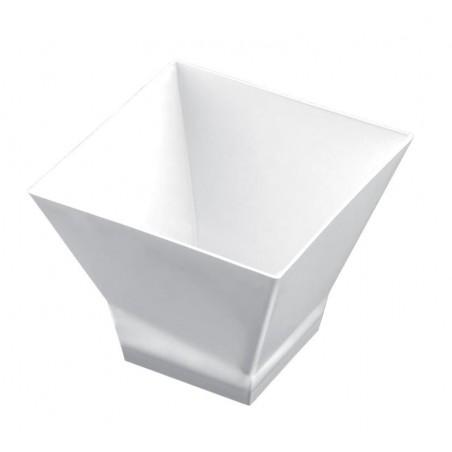 """Fingerfood-Becher """"Pagode"""" Weiß 65ml (25 Stück)"""