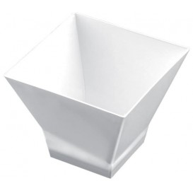 "Plastikschüssel ""Pagoda"" Weiß 150 ml (240 Stück)"