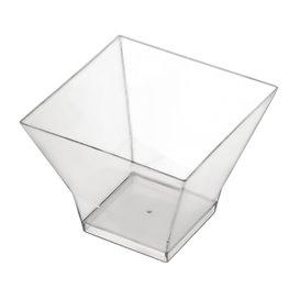 "Plastikschüssel ""Pagoda"" Transparent 150 ml (12 Stück)"