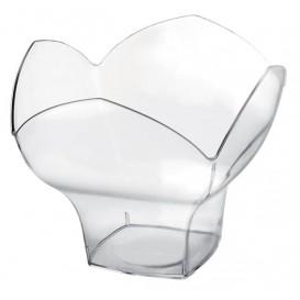 "Plastikschüssel ""Spring Dessert"" 100ml Transparent (25 Stück)"