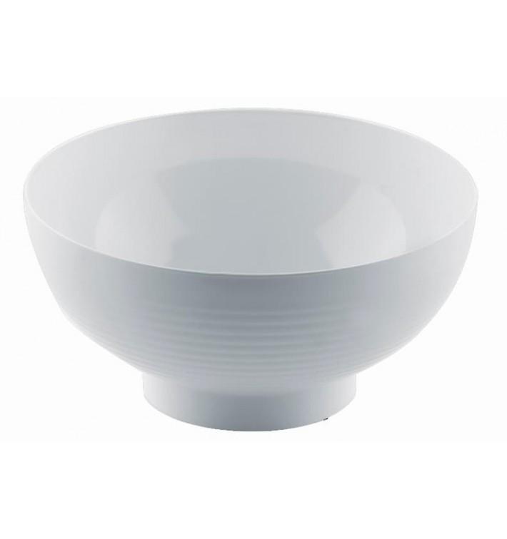 """Plastikschüssel """"Mini"""" Weiß 60ml (10 Stück)"""