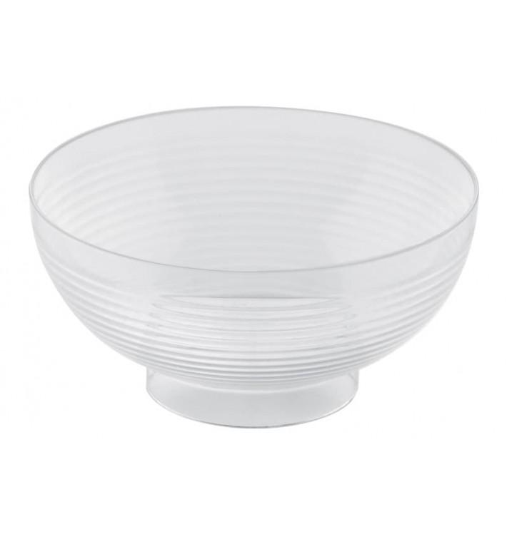 "Plastikschüssel ""Mini"" Transparent 60ml (10 Stück)"