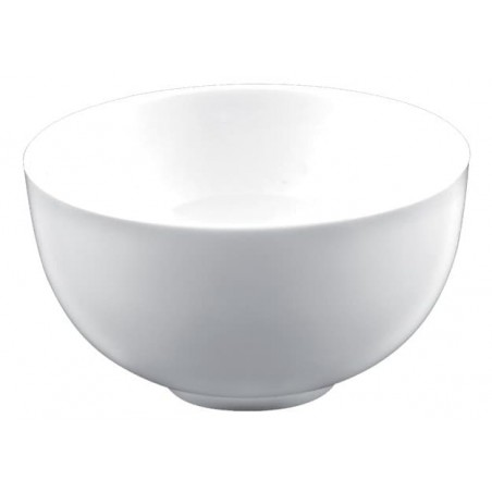 "Plastikschüssel ""Small"" weiß 150 ml (12 Stück)"