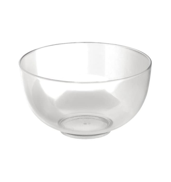 "Plastikschüssel ""Small"" Transp. 150 ml (12 Stück)"