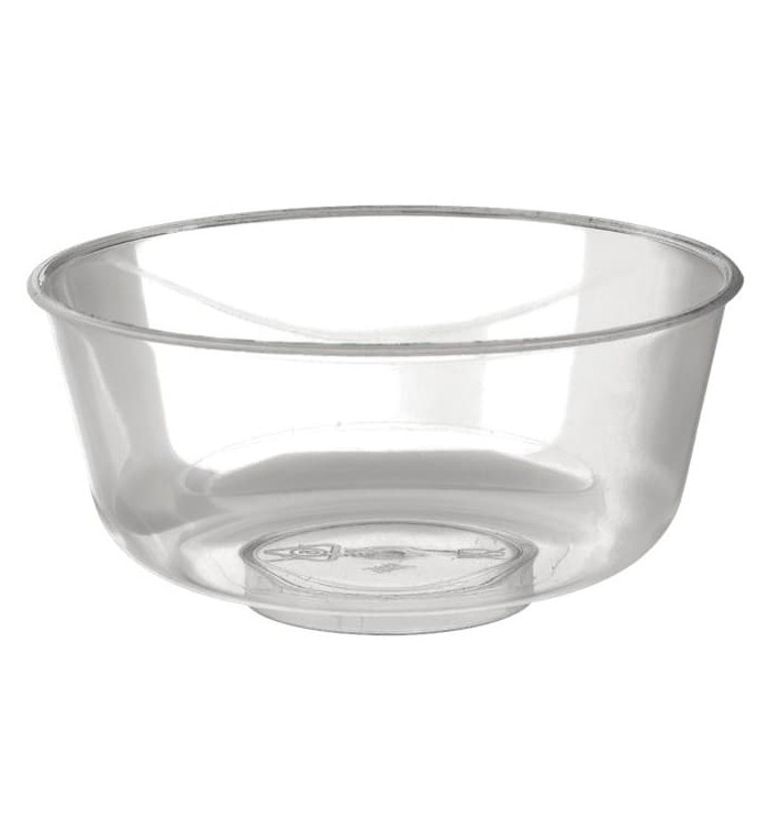 """Plastikschüssel """"Dessert"""" Transp. 230 ml 100x45 mm (500 Stück)"""
