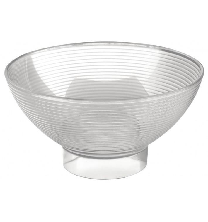 "Plastikschüssel ""Medium"" Transparent 250 ml (6 Stück)"