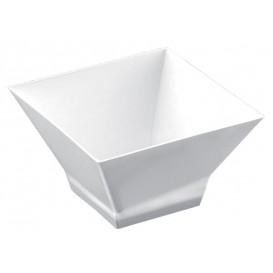 "Plastikschüssel ""Pagoda"" Weiß 350 ml (240 Stück)"
