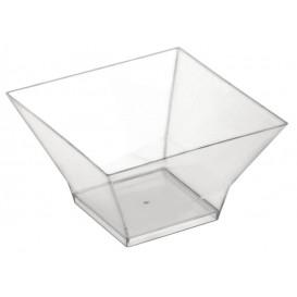 "Plastikschüssel ""Pagoda Dessert"" Transparent 350ml (12 Stück)"