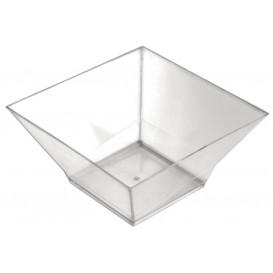 "Plastikschüssel ""Pagoda Maxi"" 500ml Transparent (10 Stück)"