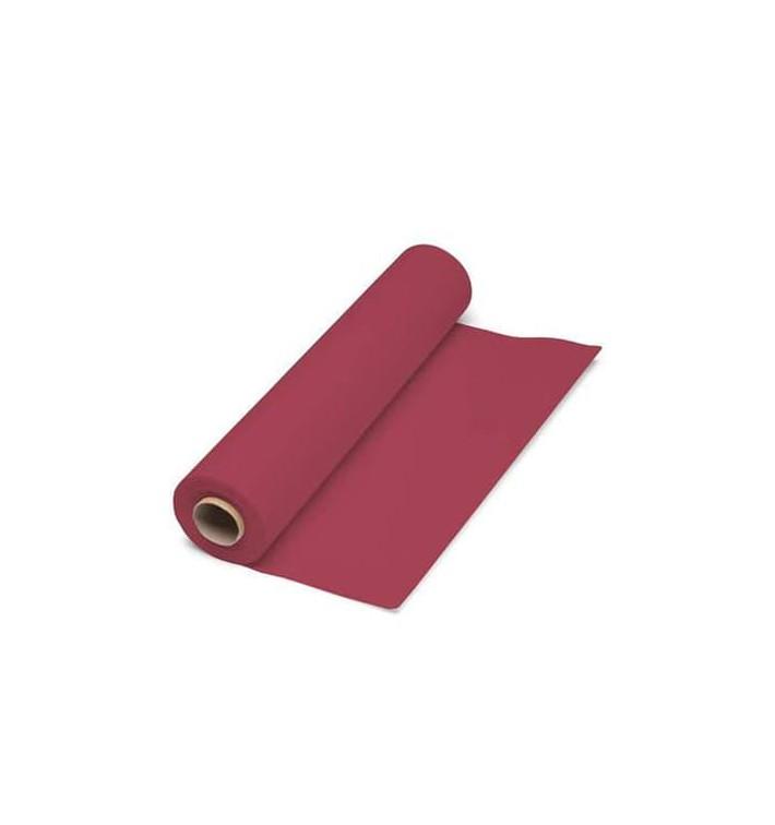 Papiertischdecke Rolle bourdeaux 1x100m 40g (1 Stück)