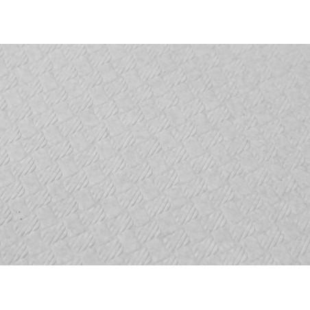 Papiertischdecke Zuschnitt weiß 1x1m 40g (480 Stück)