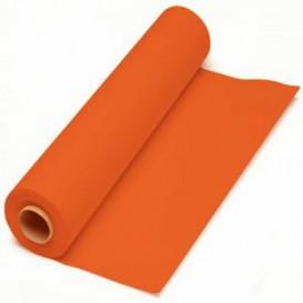 Papiertischdecke Rolle orange 1x100m 40g (1 Stück)