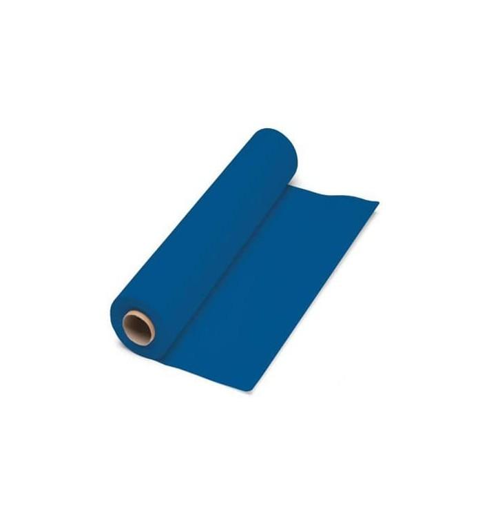 Papiertischdecke Rolle blau 1x100m 40g (1 Stück)