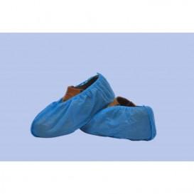 Überschuhe Polypropylen Blau (100 Stück)