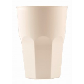 Plastikbecher für Cocktail Weiß PP Ø84mm 350ml (420 Stück)