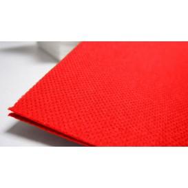 Servilleta de papel 40x40 Roja (paquete de 50 Unidades)