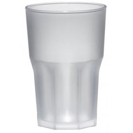 Plastikbecher Transparent PP Ø85mm 400ml (75 Stück)