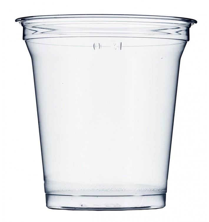 Plastikbecher PET 364ml Ø9,5cm (75 Stück)
