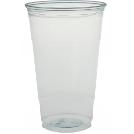 Plastikbecher PET Solo Ultra Clear 24Oz/710 ml Ø9,8cm (600 Stück)