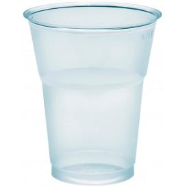 """Plastikbecher """"Diamant"""" PS cristal 300ml Ø8,2cm (50 Uds)"""