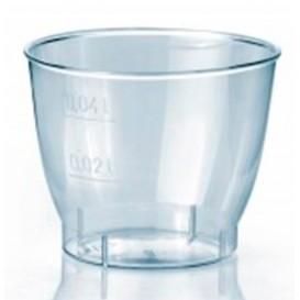 """Schnapsglas aus Hartplastik """"Cool Cup"""" 40ml (50 Stück)"""