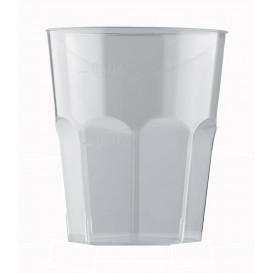 Plastikbecher für Schnaps Transp. PS Ø45mm 50ml (500 Stück)