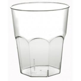 Plastikbecher für Cocktail Transp. PS Ø73mm 200ml (1000 Stück)