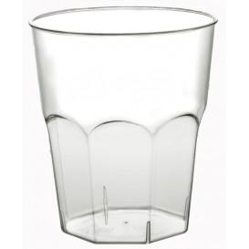 Plastikbecher für Cocktail Transp. PS Ø73mm 220ml (1000 Stück)