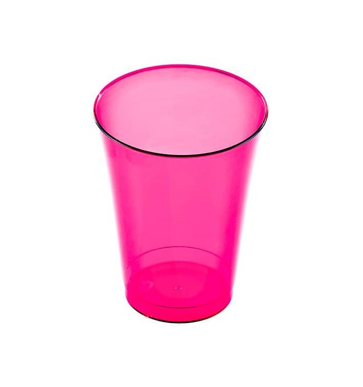 Plastikglas, gespritzt, himbeere 230ml (10 Stück)