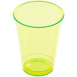 Plastikglas, gespritzt, grün 230ml (150 Stück)