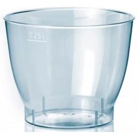 """Becher aus Hartplastik """"Cool Cup"""" 250ml (25 Stück)"""