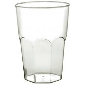 Plastikbecher für Cocktail Transp. PS Ø84mm 350ml (20 Stück)
