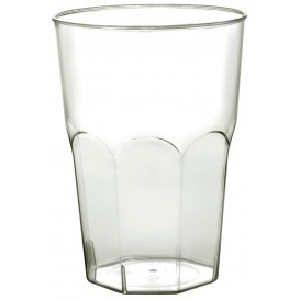 Plastikbecher für Cocktail Transp. PS Ø84mm 350ml (200 Stück)