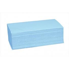 Papierhandtücher Blau 1 Lagig Z (190 Stück)