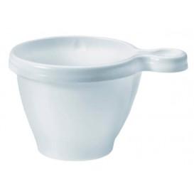 Plastiktasse Weiß PS 170ml (50 Stück)