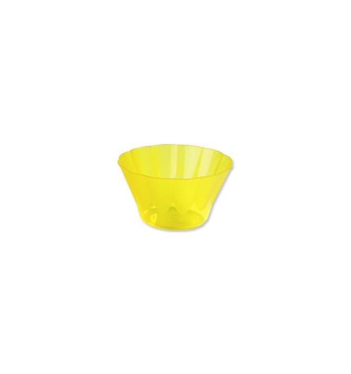 """Dessertschalen """"ROYAL"""" für Eis rund gelb 500ml"""