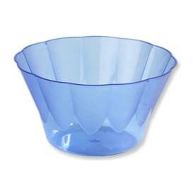 """Dessertschalen """"ROYAL"""" für Eis rund blau 400ml (30 Stück)"""