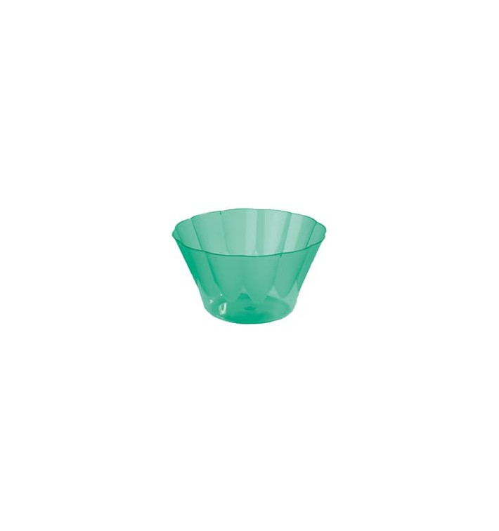 """Dessertschalen """"ROYAL"""" für Eis rund grün 300ml (560 Stück)"""