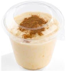 Dessertglas aus Plastik für Eis 230ml (500 Stück)