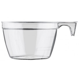 Plastiktasse Cup Transparent 90ml (900 Stück)