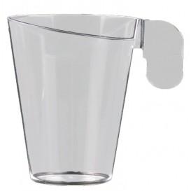 Plastiktasse Design Transparent 72ml (240 Stück)