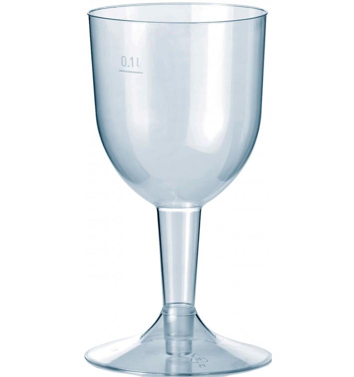 Weinglas Plastik Spritzguss 140ml (20 Stück)