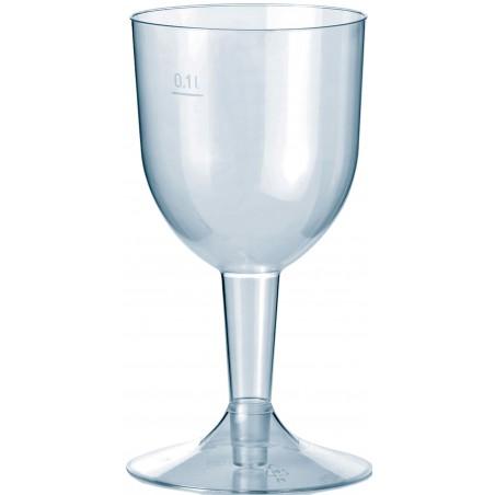 Weinglas Plastik Spritzguss 140ml 2T (20 Stück)