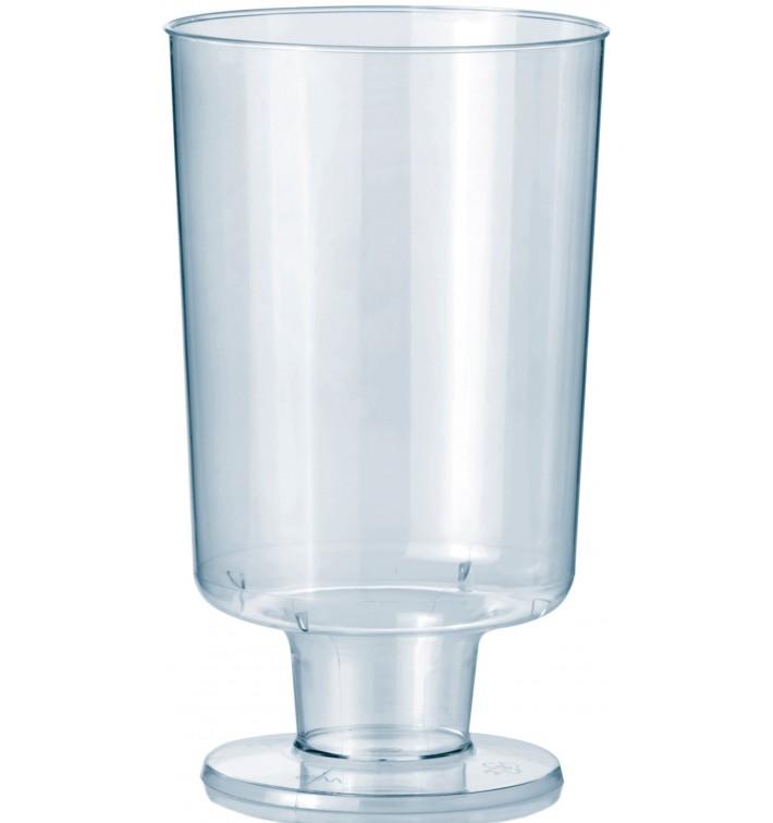 Plastikgläser mit Fu? 150ml 1T (264 Stück)