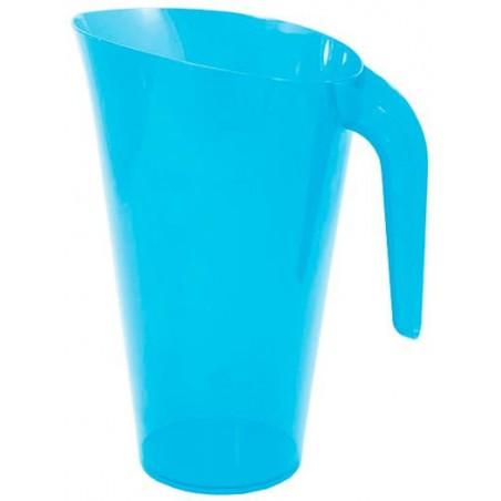 Plastikkrug 1.500ml Mehrweg Türkis (1 Stück)