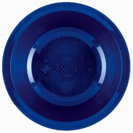 Plastikteller Tief BlauRound PP Ø195mm (50 Stück)