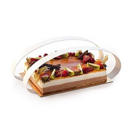 Pappstreifen für Kuchen 75x4 cm (5 Kg)