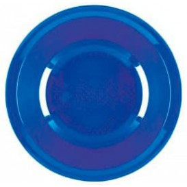 Plastikteller Tief BlauMittelmer Round PP Ø195mm (600 Stück)